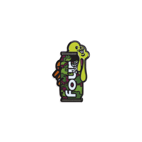 Four Loko - Little Dank Loko Pin