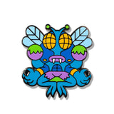 Mega Mutantes - Fly Boy Pin