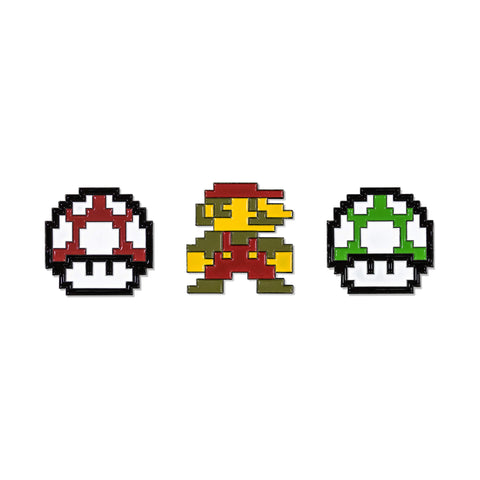 Mario World Pin Pack