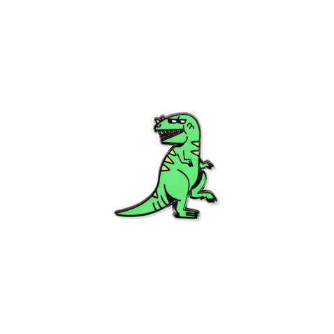 Profe James - Ceratosaurus Pin