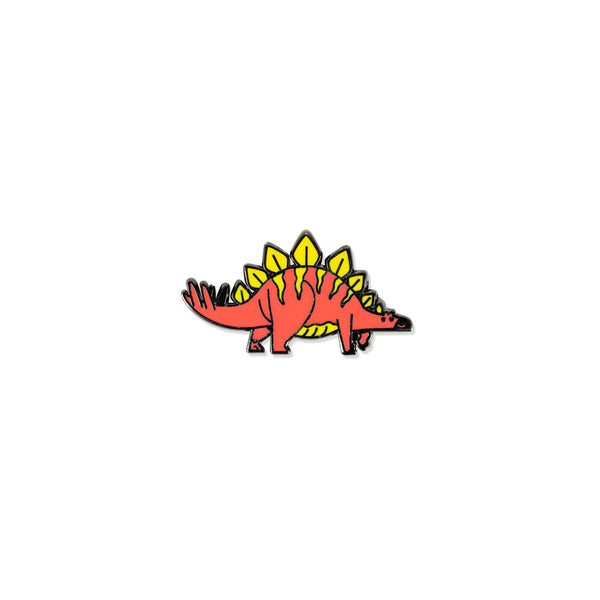 Profe James - Stegosaurio Pin
