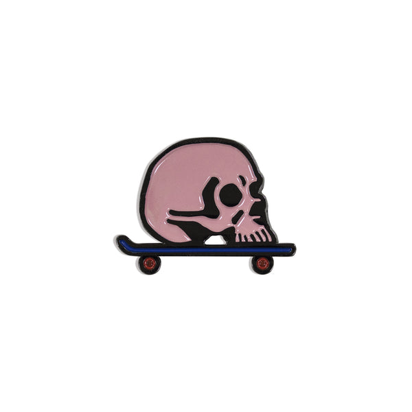 Skate Or Die Pin
