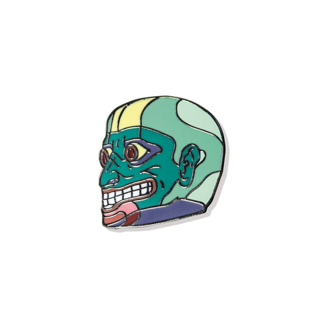 Smithe One - Brain Damage Pin