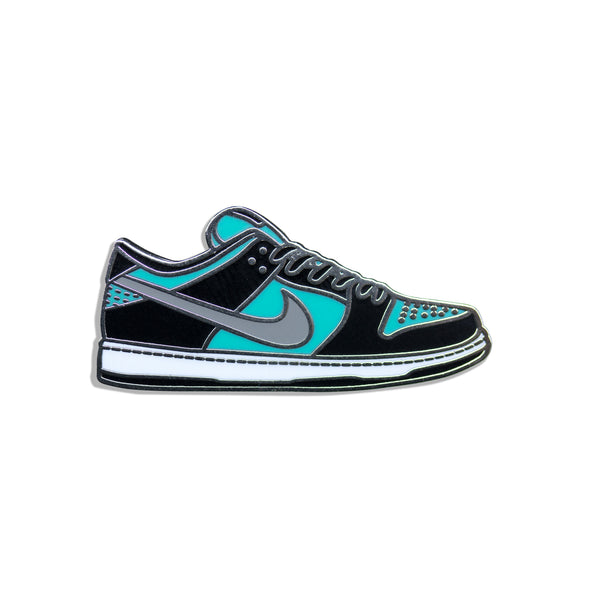 Tiffany Low Sneaker Pin