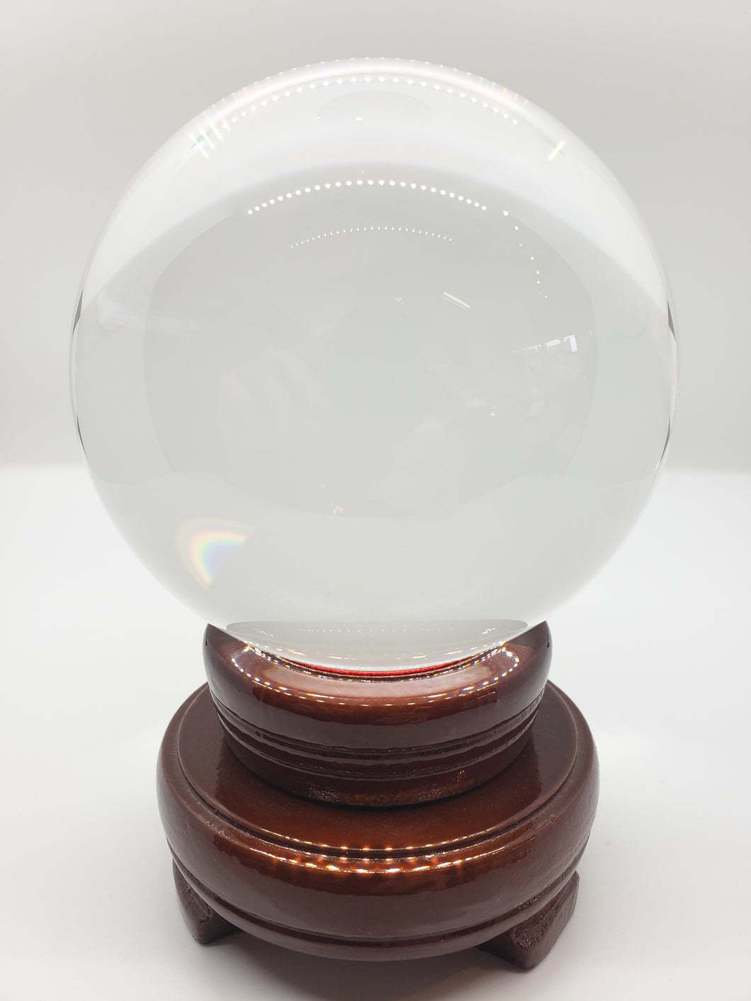 Large Magical Glass Sphere