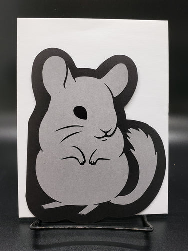 Chinchilla Card