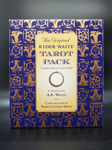 Original Rider Waite Tarot + Mini Book