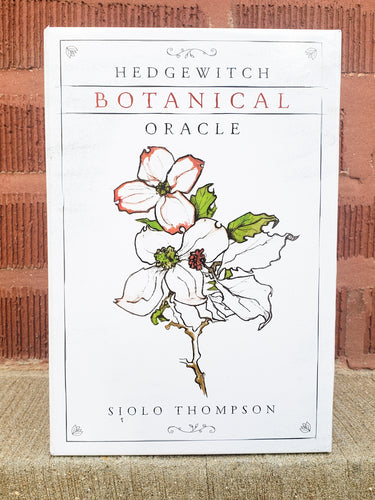 PREORDER: Hedgewitch Botanical Oracle