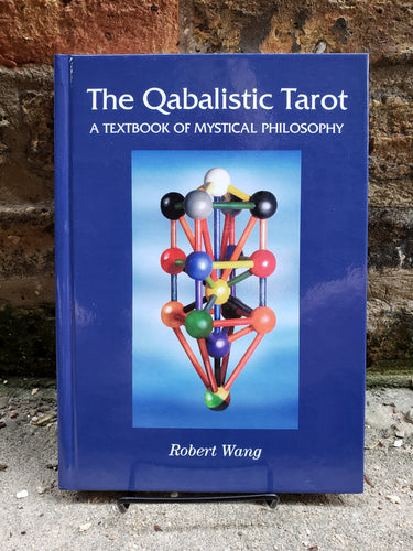 The Qabalistic Tarot (New, Hardcover)