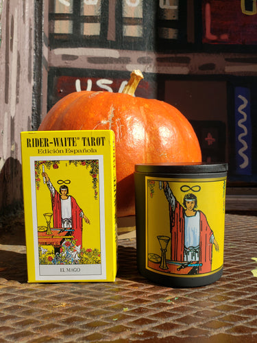 The Magician 8.5oz Candle