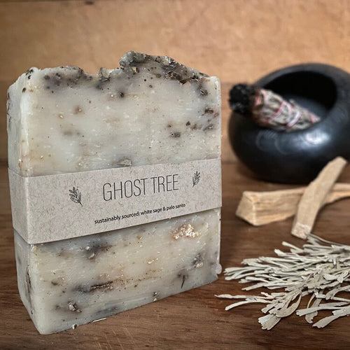 Ghost Tree Soap