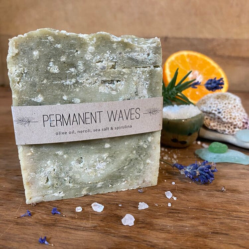 Permanent Waves Soap