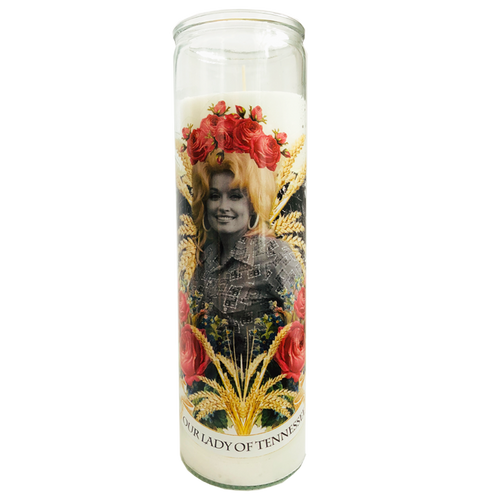 Our Lady of Tennessee Candle