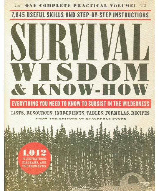 Survival Wisdom & Know How (New)
