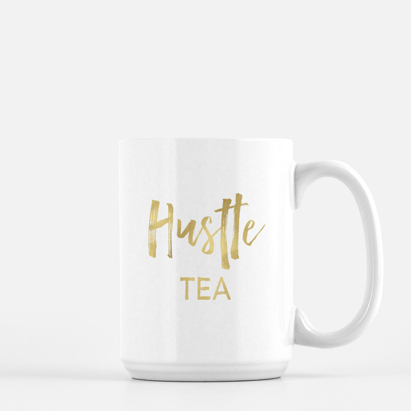 HUSTLE TEA - The Original Collection