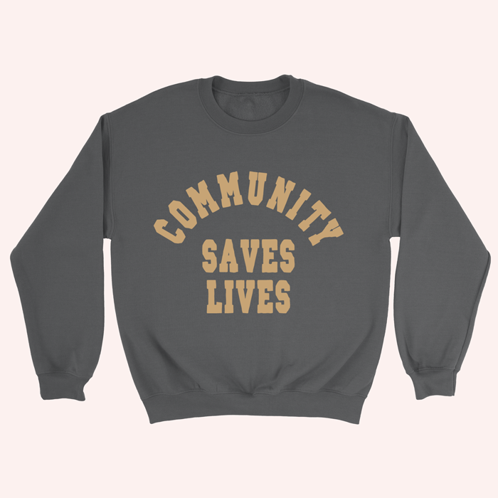 The Community Sweatshirt