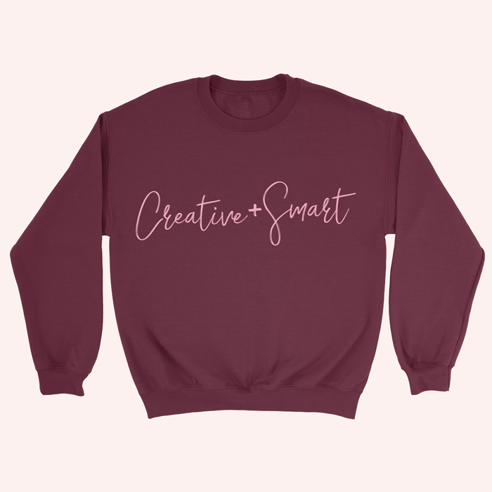 Creative & Smart Sweatshirt