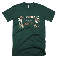 Streaming Is Life T-Shirt