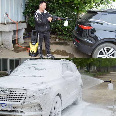 Car Foam Wash | Car Care | Tigercarsystems.com