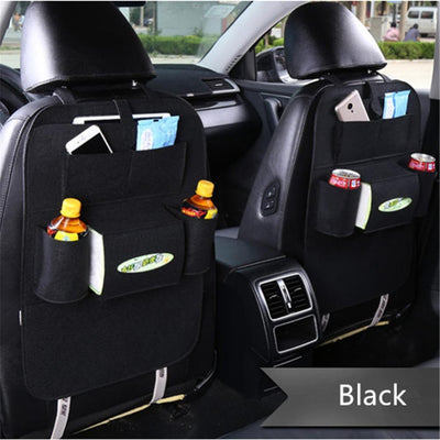 The Amazing Backseat Organizer - Black