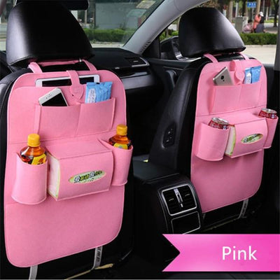 The Amazing Backseat Organizer - Pink