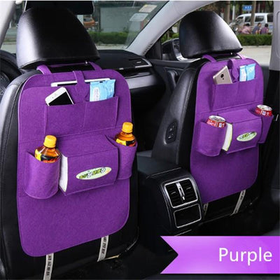 The Amazing Backseat Organizer - Purple