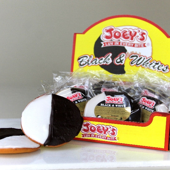 *Joey's Famous Black And White Cookies (12)
