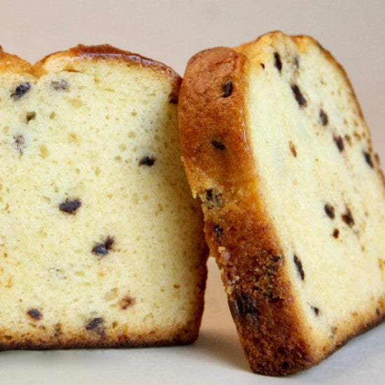 Choco-Chip Sliced Cake (dozen)