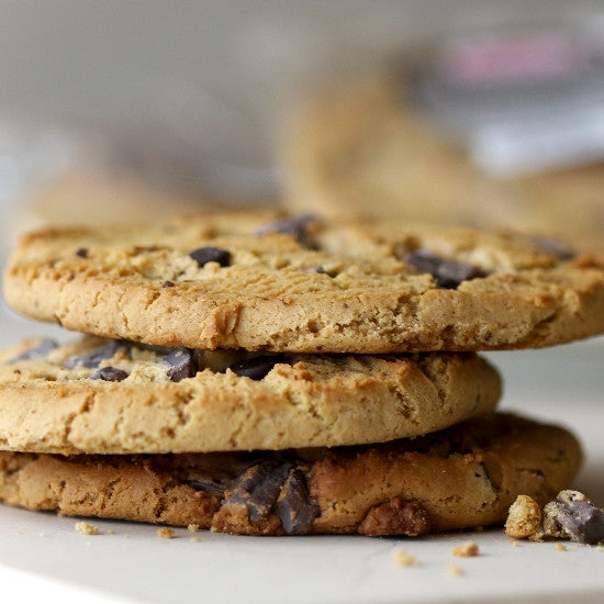 Very Chocolate Chunk Cookies (dozen)
