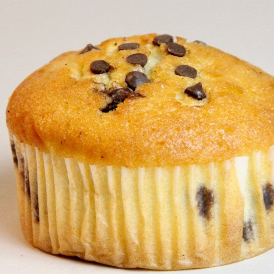 Chocolate Chip Muffins (dozen)
