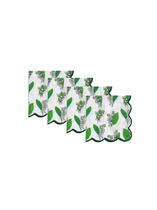 Lily-of-the-Valley Napkins (set of 4)
