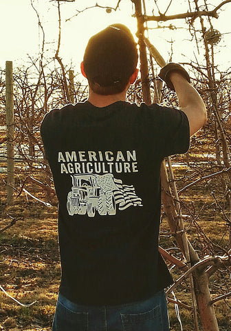 American Agriculture Original Pocket Tee