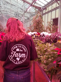 Farm To Fork American Agriculture tee