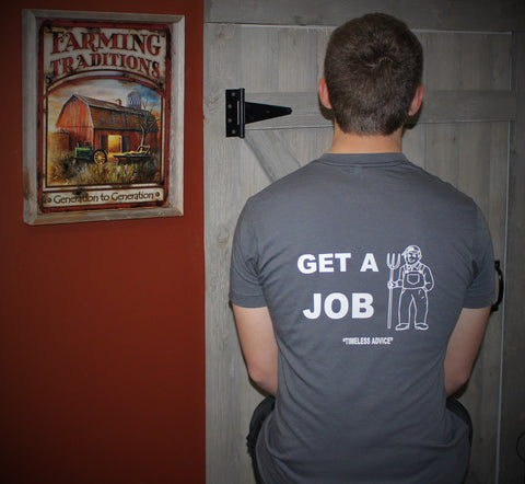 Get A Job Sweatshirt