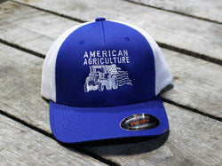 American Agriculture FlexFit Mesh hats