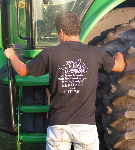 Farming Future and Heritage Tee