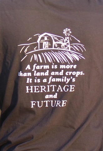 Farming Future and Heritage Long sleeve