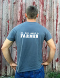 So God Made a Farmer Sweatshirt