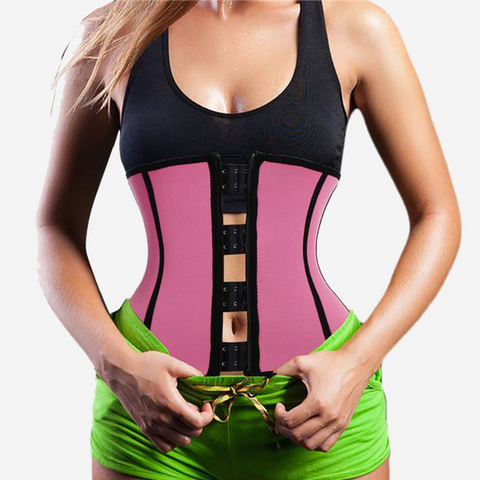 Image of Perfect Fit Clip & Zip Neoprene Waist Trainer
