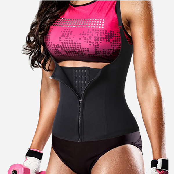 Thermo-Neoprene Waist Trainer Vest