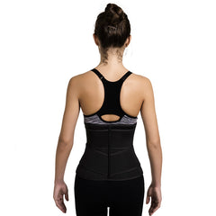 Waist Trainer Neoprene Belt Weight Loss Body Shaper Steel Bones Tummy Control Strap Slimming Sweat Fat Burning Girdle