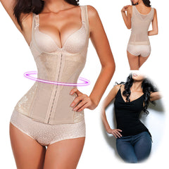 **NEW** Slimmer Body Waist Trainer Tummy Control Vest (S-6XL) **50% OFF!** - MyLilyDeals