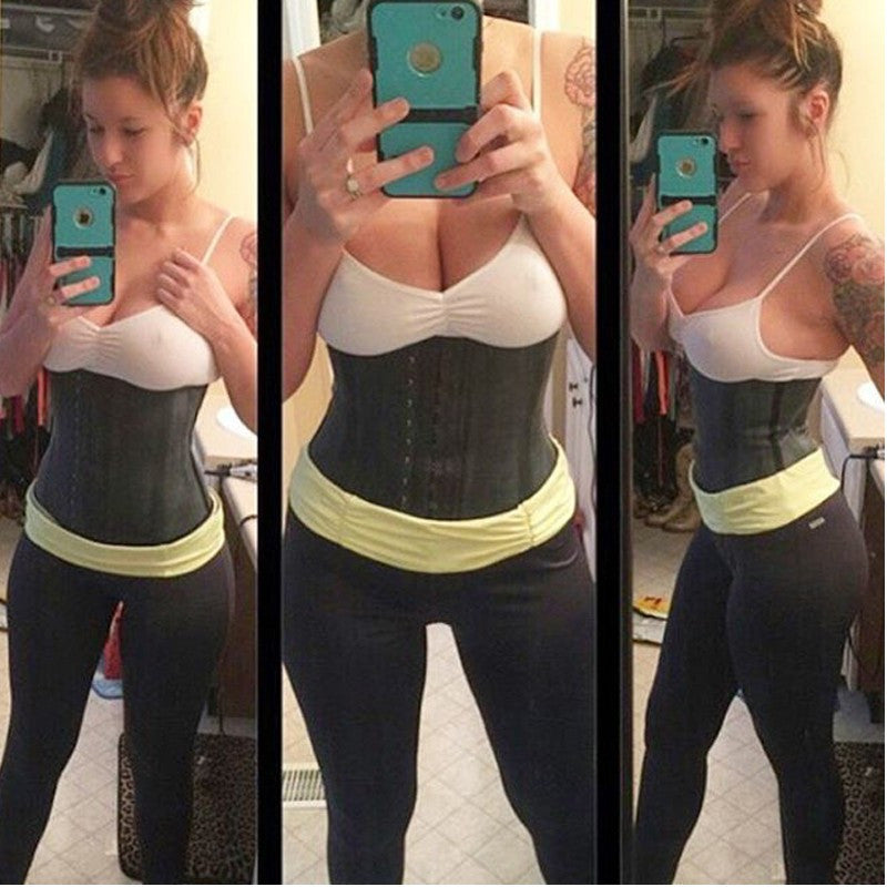 Ultimate Latex Long Torso Waist Trainer