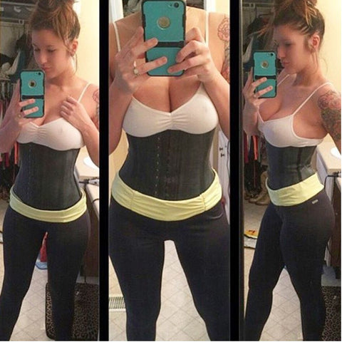 Image of Ultimate Latex Long Torso Waist Trainer