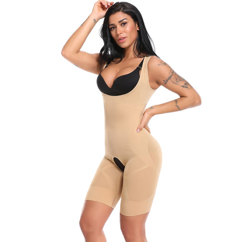 Image of Model Tone Full Body Shaper