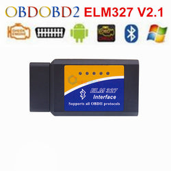 Interface Diagnostic ELM327 V2.1 Bluetooth OBD2 OBDII Sans Fil