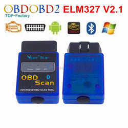 Interface Diagnostic Vgate ELM327 Bluetooth V2.1 OBD OBDII OBD2 CAN-BUS