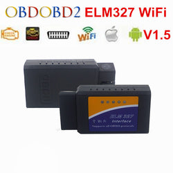Interface Diagnostic V1.5 ELM327 WiFi OBDII - IOS Android PC