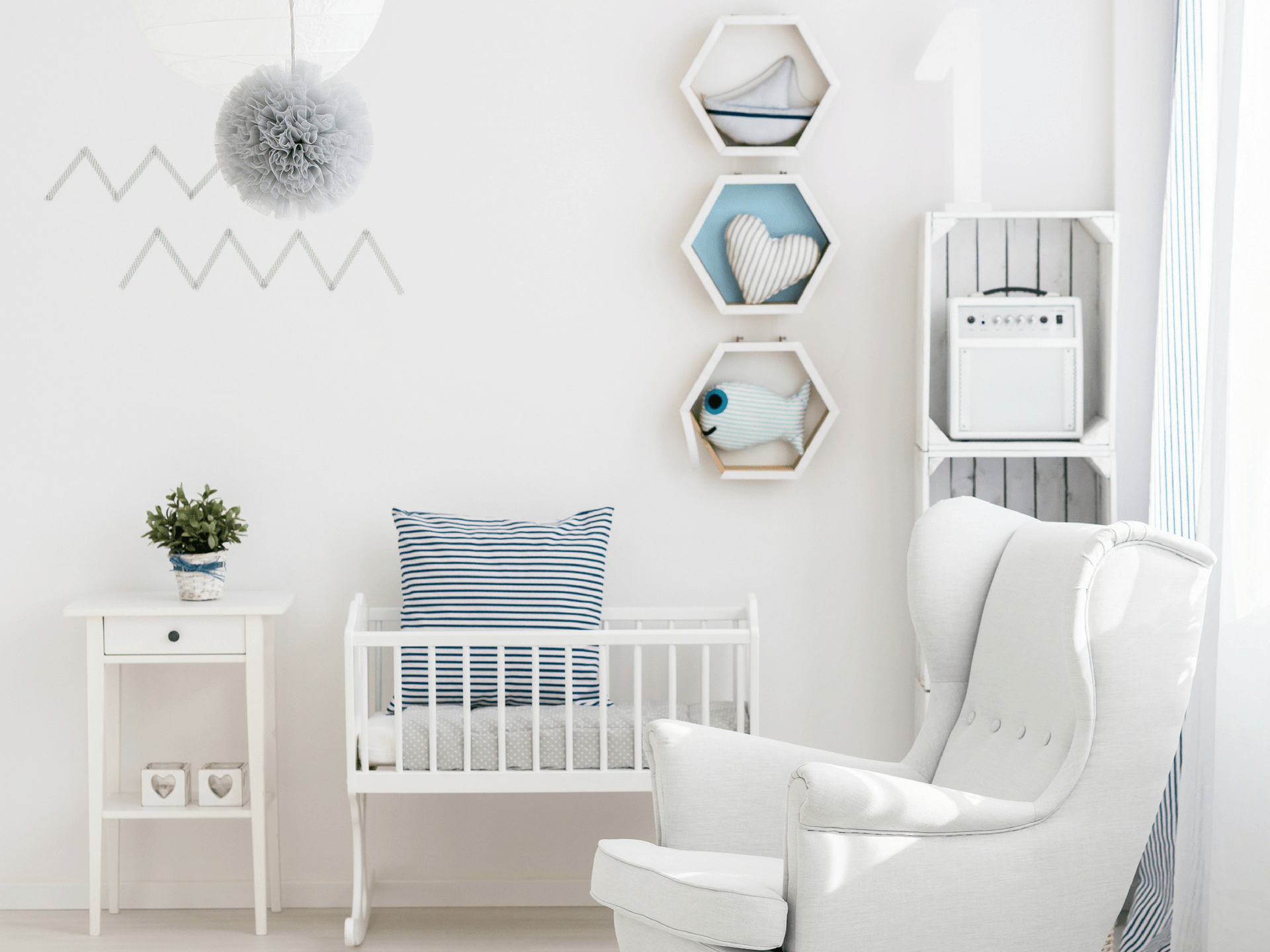 Only the Essentials: 5 Things Every Nursery Should Have