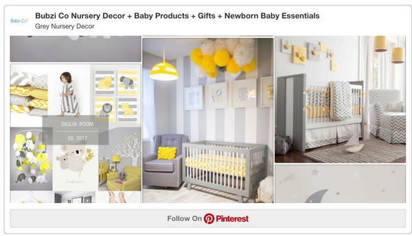 These days, the trend in nursery design has moved toward more gender-neutral spaces. According to Pinterest, the gender-neutral nursery is one of the top trends. If you plan on having more than one child, it makes sense to invest in neutral items that can be reused for baby #2, #3, and so forth. For those who are on a budget gender neutral nurseries make sense too!